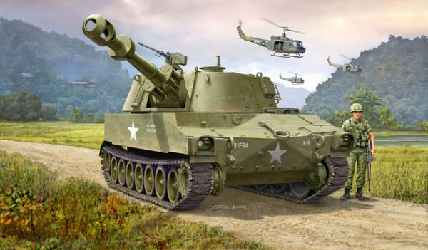 revell-03265-M109-US-Army